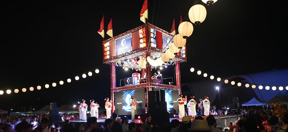 obon festival food,