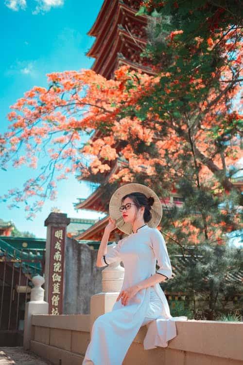 Types of women in Japan