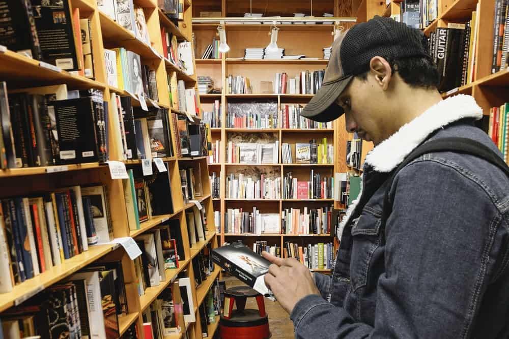 infinity book tokyo