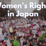 where does japan stand in its approach to women's rights