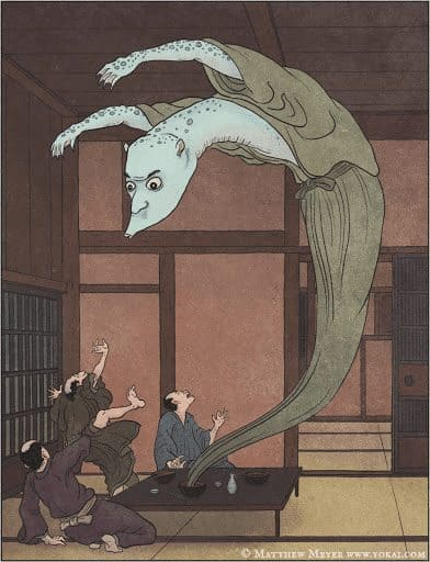 yurei japanese ghost stories