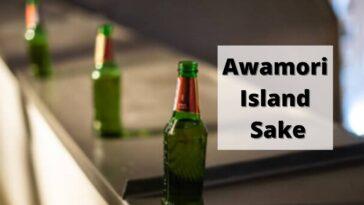 Awamori Island Sake