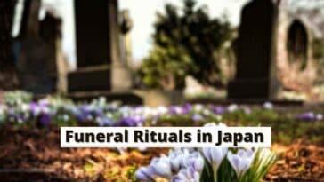 Funeral Rituals in Japan