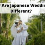 日本婚禮有何不同