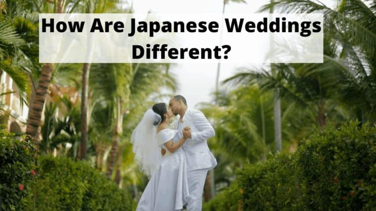 How Are Japanese Weddings Different