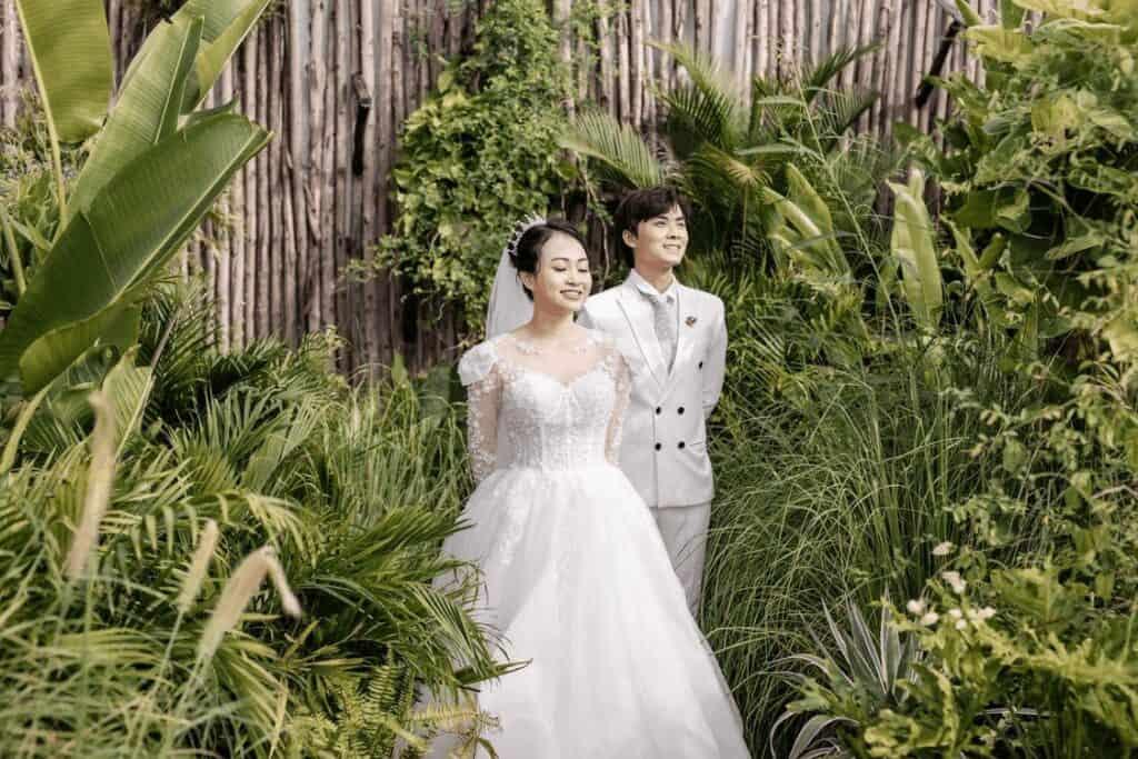 日本での結婚式の違い