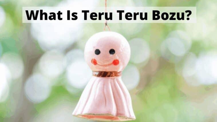 What Is Teru Teru Bozu_