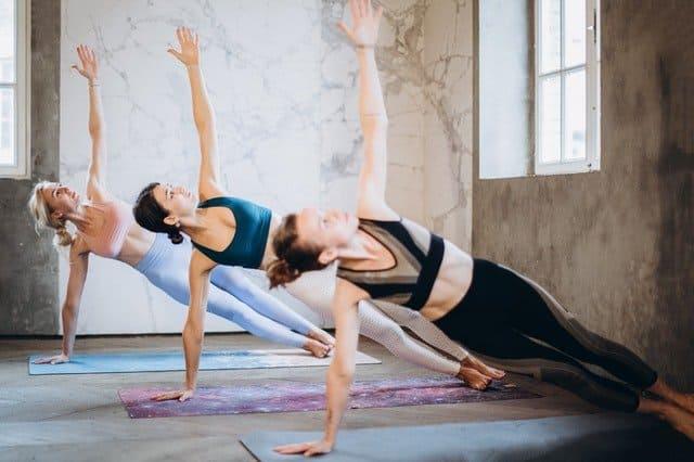 aerial yoga tokyo