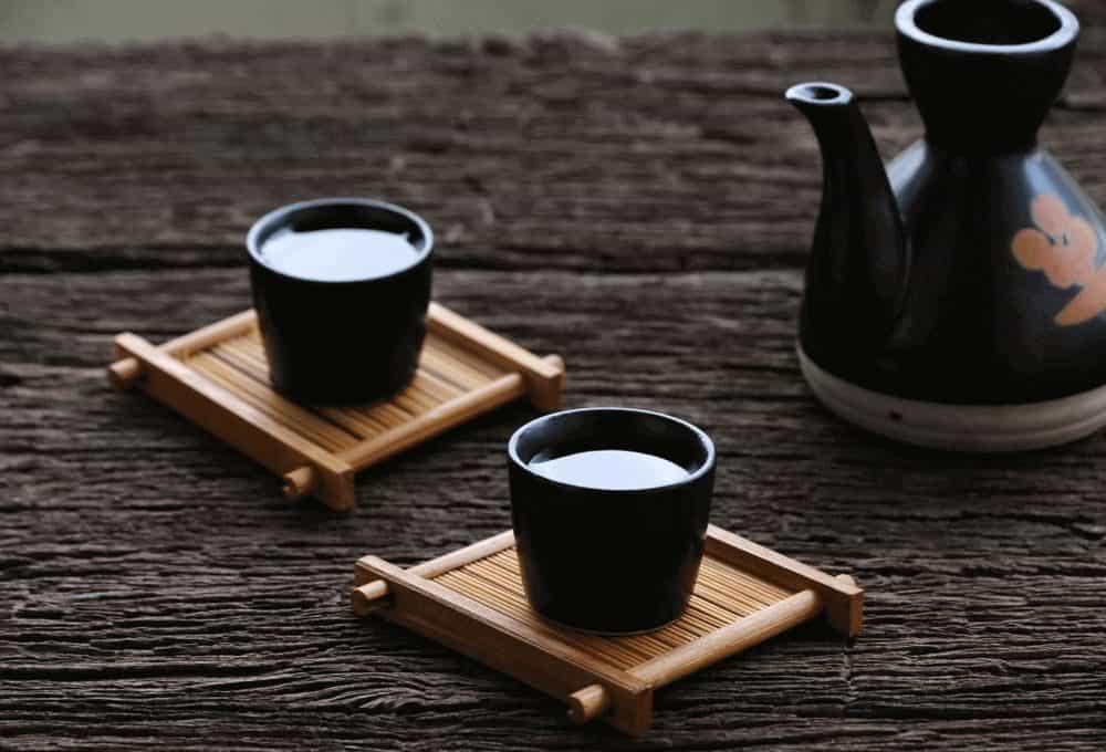 Special sake