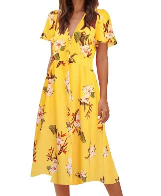 Best Summer Dresses To Wear In Tokyo