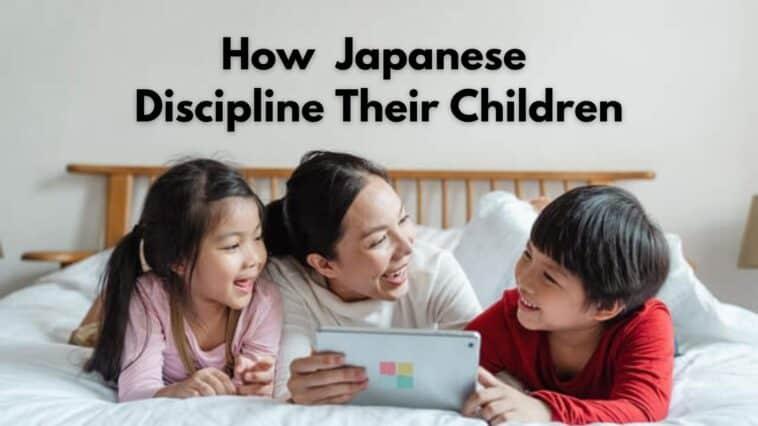 日本のしつけの子供たちはどうですか