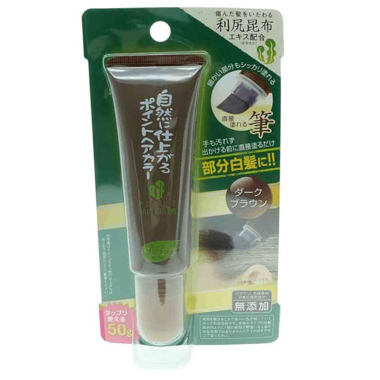 最好的日本泡泡染髮劑