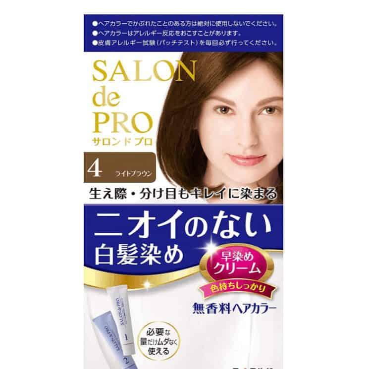 日本頭髮顏色趨勢
