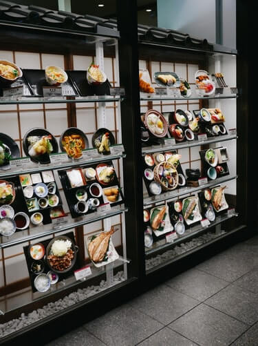 cheap healthy food japan