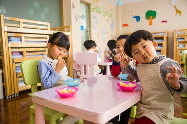 子育ての日本の方法