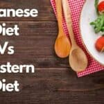 japanese diet and american diet difference