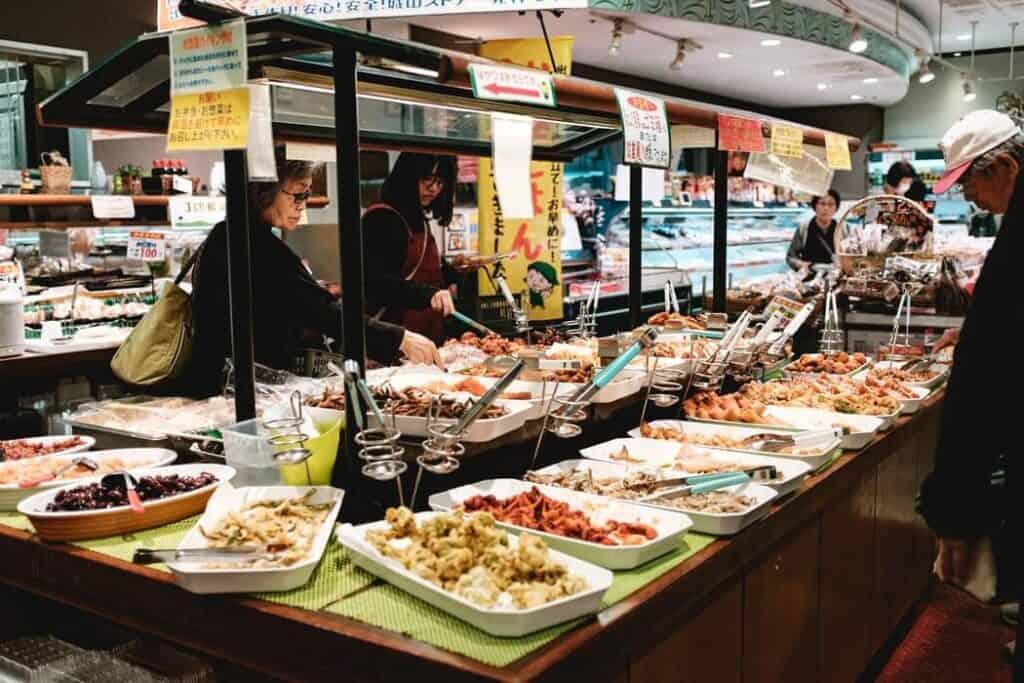 japanese weekly meal plan