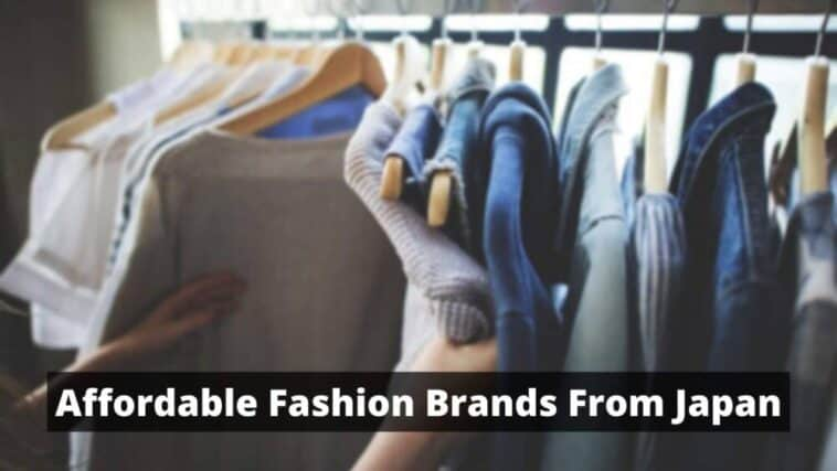 Affordable Fashion Brands From Japan