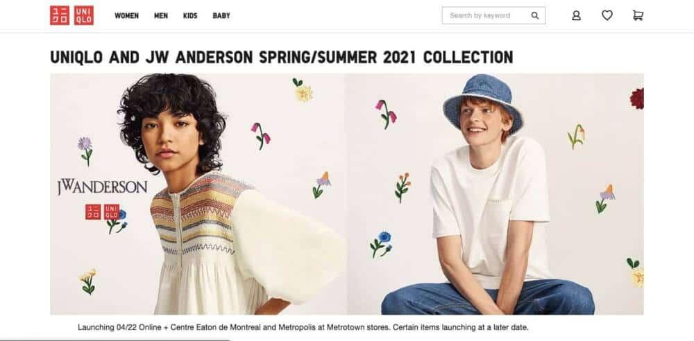 平價日本服裝品牌