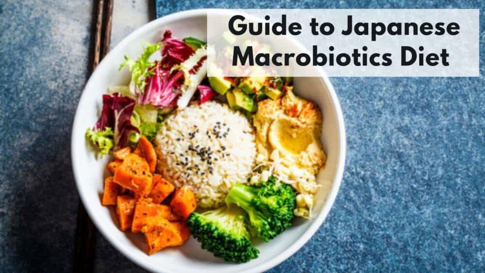 Japanese macrobiotic diet