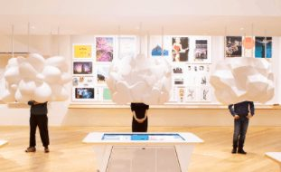 Tokyo modern art museum