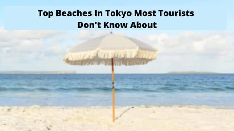 Top Beaches In Tokyo Most Tourists Don't Know About