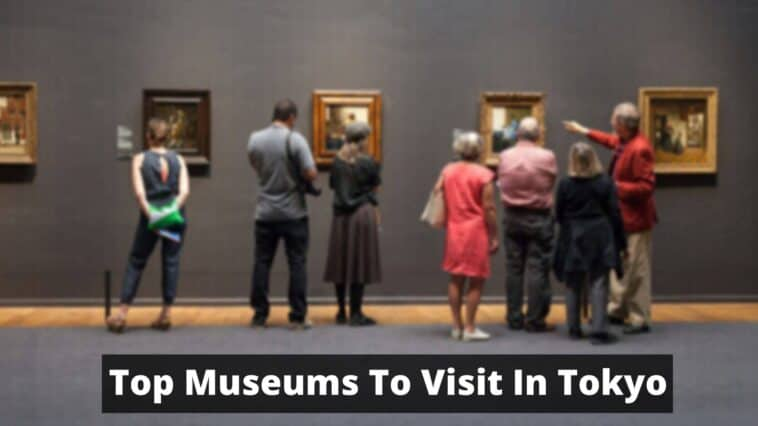 Top Museums to Visit In Tokyo