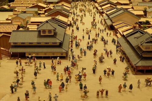 東京的小型博物館