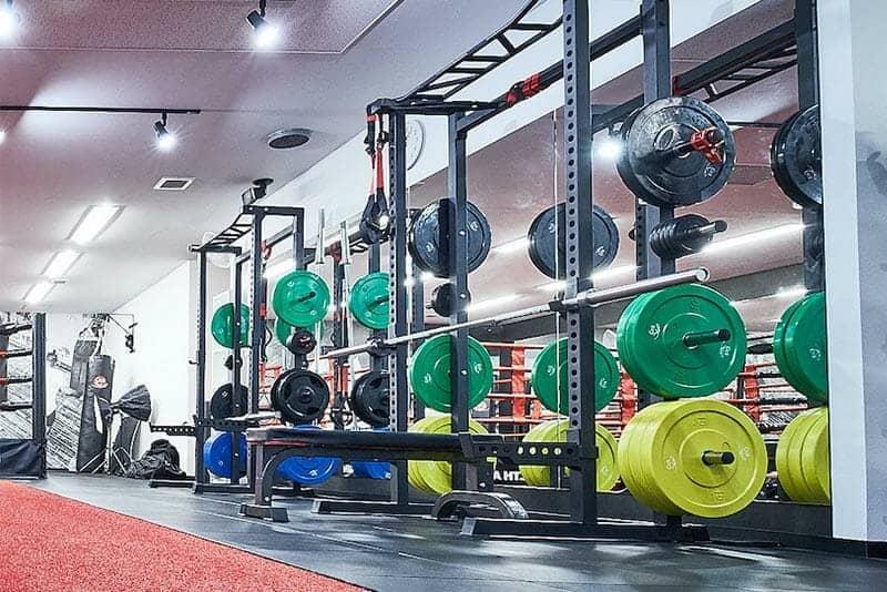 Fitness gym Japan