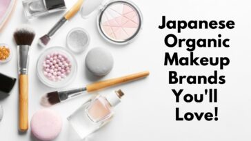 best japanese organic makeup brands