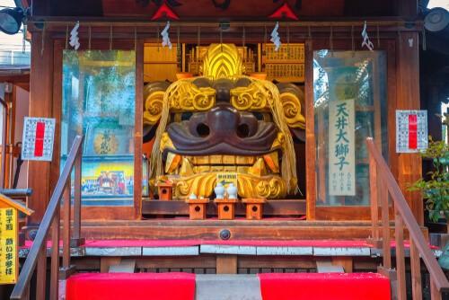 最高の東京神社