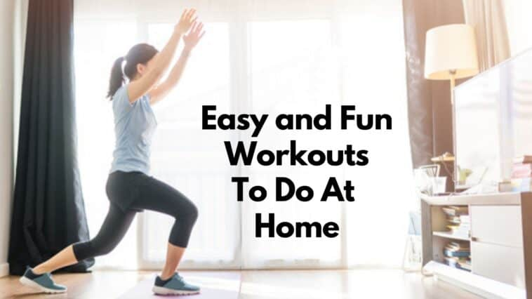 fun at-home workouts