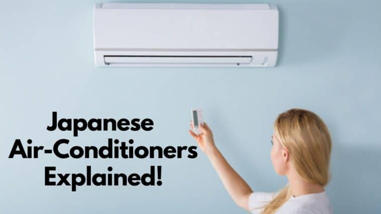 how to use japanese air conditioner