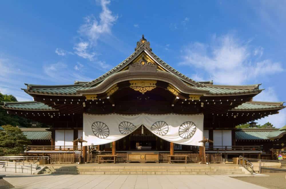 日本で最高の神社