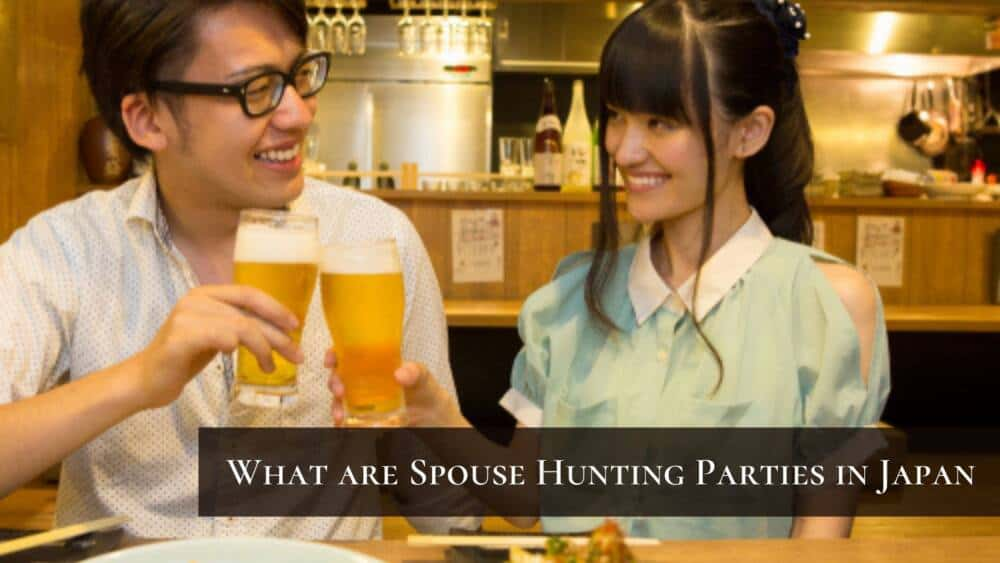 japanese spouse hunting parties