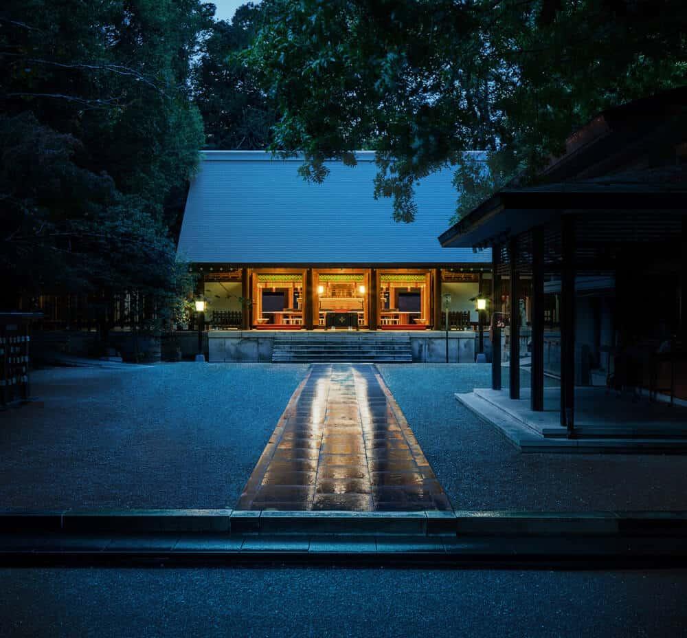 japanese shrine tour