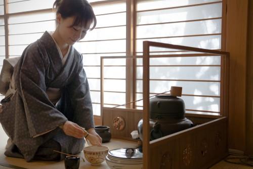 東京的頂級茶室