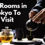 東京頂級茶室