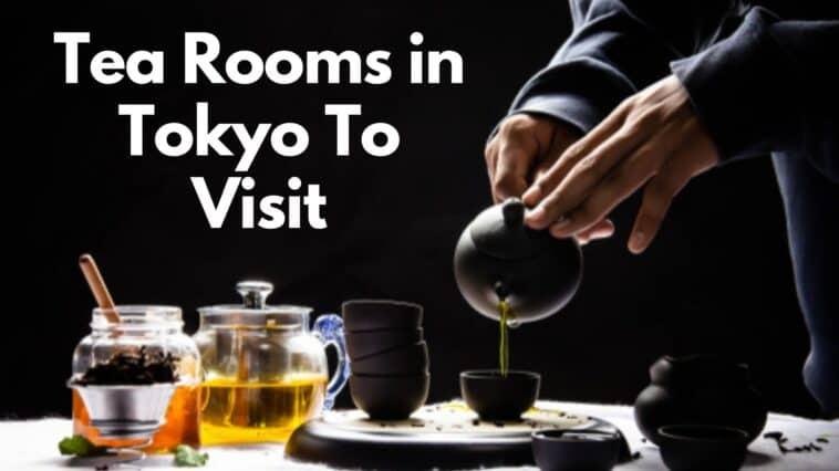 tokyo's top tea rooms