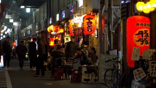 高円寺で何を食べるか