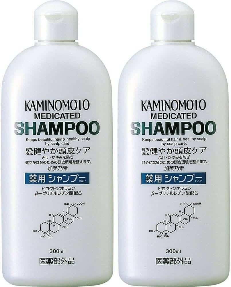 去屑洗髮水