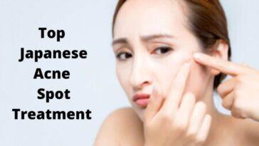Top Japanese Acne Spot Treatment