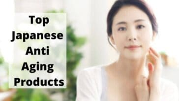 Top Japanese Anti Aging Products