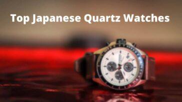 頂級日本石英手錶