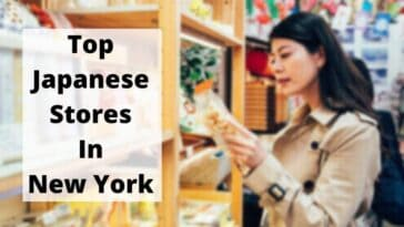 Top Japanese Stores In New York