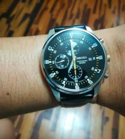 最高の日本のクォーツ時計