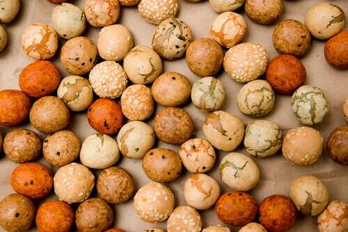 日本のピーナッツの起源