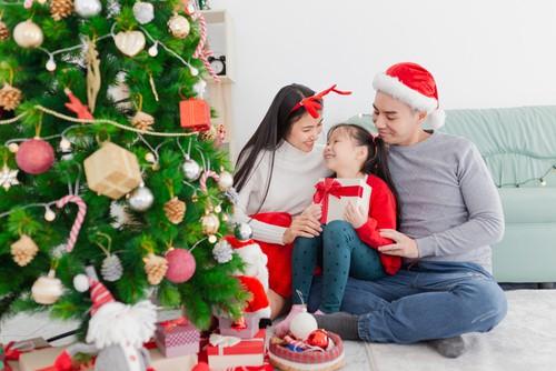 日本聖誕節給孩子們的禮物