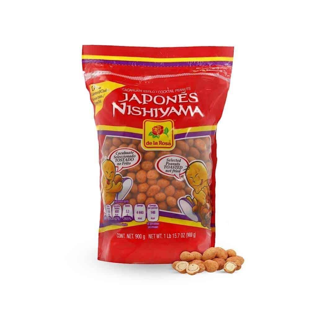 japanese peanuts recipe,