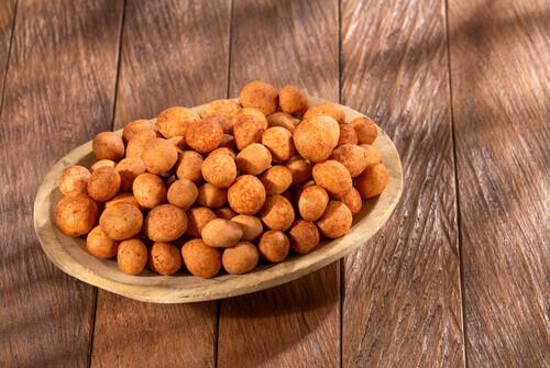 日本のピーナッツ